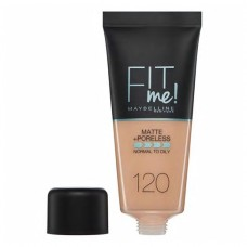 Maybelline Liquid Foundation Fit Me - Available in 5 shades