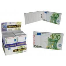 Everythink, Notepad 100 Euros