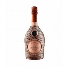 Laurent-Perrier, Cuvée Rosé Robe Metal Champagne
