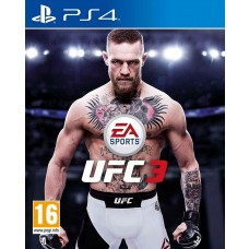 PlayStation 4, UFC 3