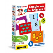 Clementoni, The numbers, French
