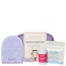Glov, Makeup Remover Travel Set, Available in 4 Colors