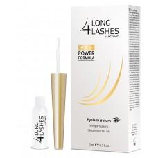 Long 4 Lashes, Eyelashes Serum, 3ml