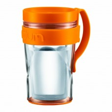 Bodum - Travel Mug Orange (0.25 L)