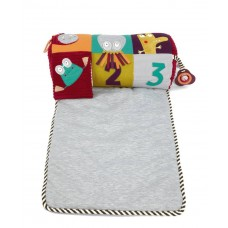Mamas & Papas, Babyplay Tummy Time Interactive Baby Toy and Rug