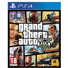 PlayStation 4, GTA V