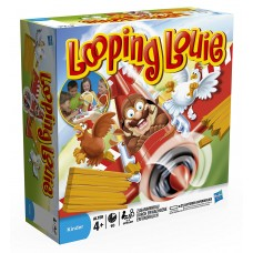 Hasbro, Loopin Louie, Board Kids Game, English
