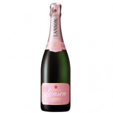 Lanson, Rose Label Champagne, 75cl