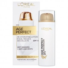 L'Oreal Paris Age Perfect Neck & Chest Lotion SPF15 50ml