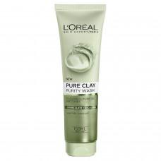 L'Oreal Pure Clay Foam Wash Green 150ml
