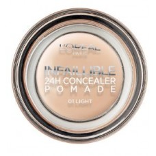 L'Oreal Paris Infaillible 24H Concealer Pomade - Available in 3 shades