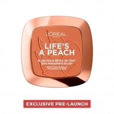 L'Oreal Paris - Life's a Peach Blush Powder, Exclusive Pre-Launch