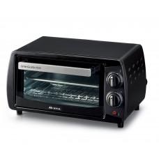 Ariete Electric Oven Black 10 Lit,  800 W, Black - 980