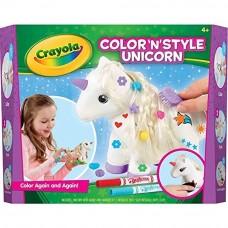 Crayola, Color n Style Unicorn Craft Kit