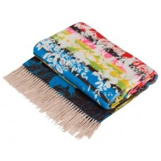 Desigual, Blanket Lollipop, Blue, 150x170cm