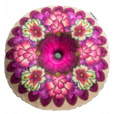 Desigual, Cushion Blossom Round, 40cm