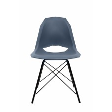 Aria, Hexagone Grey Chair