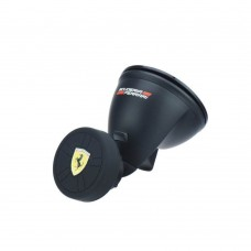 Ferrari Licensed Car phone Holder Suction Cup - Black
