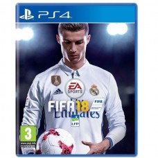 PlayStation 4, FIFA 18 - Arabic