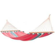 La Siesta, Single hammock Fruta Lycheewith spreader bars(Without Rope)