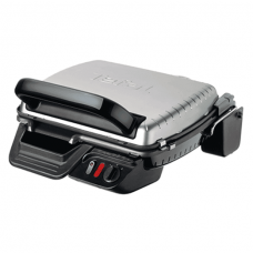 Tefal Meat Grill Ultra Compact 800 Silver - GC600010
