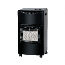 Campomatic Gaz Heater, 1200W, Black - GH3BL