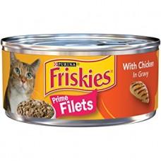 Friskies, Prime Filet + Chicken 156g, Pack of 3