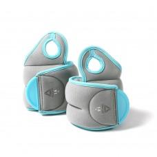 Reebok Accessories Fitness Wrist Weights - 1.5Kg
