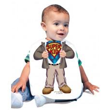 Just Add a Kid, Bib Super Kid