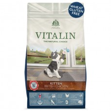 Vitalin Kitten British Chicken, 1.5kg