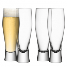 Lsa, Bar Lager, Glass, 400 Ml, Clear