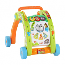 Little Tikes,  Walker And Activity Table,  Musical Toy,  3 In 1