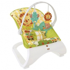 Fisher-Price Sunny Curve Bouncer