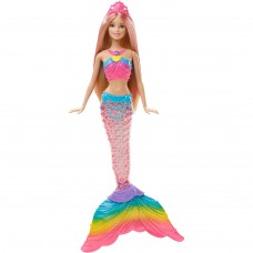 Barbie, Rainbow Mermaid Doll