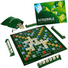 Scrabble, Travel, Crossword Games, In French