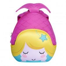 Nohoo, Kids Backpack Mermaid, Purple