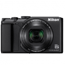 Nikon Coolpix A900, 20MP 35X Optical Zoom Digital Camera, Black - NK017455