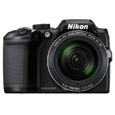 Nikon Coolpix B500, 16 Megapixels Compact Digital Camera, Black - NK017460