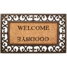 Esschert Design BV, Doormat Welcome/Goodbye