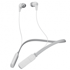 Skullcandy Ink'd Bluetooth Wireless Earbuds with Mic, White - S2IKW-J573