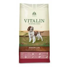 Vitalin Senior Lite Salmon & Potato, 12kg