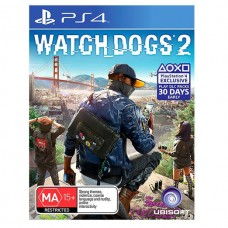PlayStation 4, WATCH-DOGS-2
