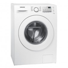 Samsung Front Load Washer, 7 KG, 1200 RPM, White - WW70J4373MA/FH