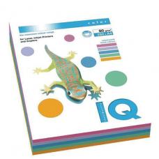 Iq Color, Paper A4 Assorted, Trendcolor, 80 G 250 sheets