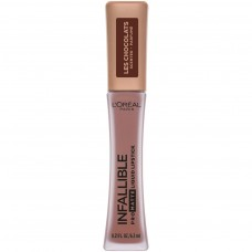 L'Oreal Infallible Pro Matte Le Chocolats Scented Liquid Lipstick - Available in different colors