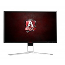 AOC Agon, Gaming Monitor, FreeSync, QHD (2560x1440), TN Panel, 144Hz, 1ms, Height Adjustable, DisplayPort, HDMI, USB - AG241QX 23.8""