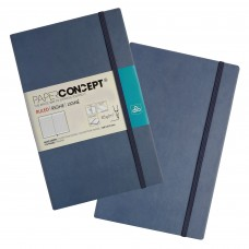 OPP Paper Concept, Hard Plain Notebook, 13X21cm, Available in Different Colors