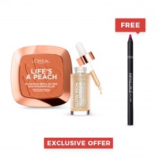 L'Oreal, Bundle Offer, Available in 4 Packages