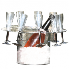 Effet Design, Plexi Bowl For Champagne