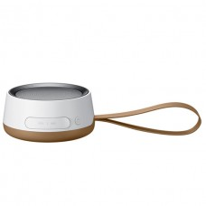 Samsung, Scoop Splash Resistant Portable Bluetooth Speaker, w/ AUX Port, and built-in Microphone - EO-SG510CDEGWW
